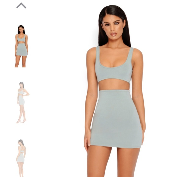 8a974697c9d7a Oh Polly NWT BASIC INSTINCT TWO PIECE